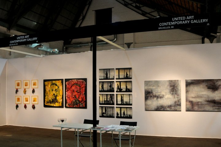 Alexandra De Grave Exposition Affordable art fair Brussels