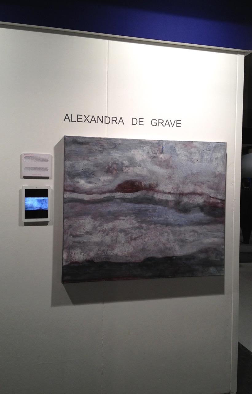 Alexandra De Grave Exposition art gent