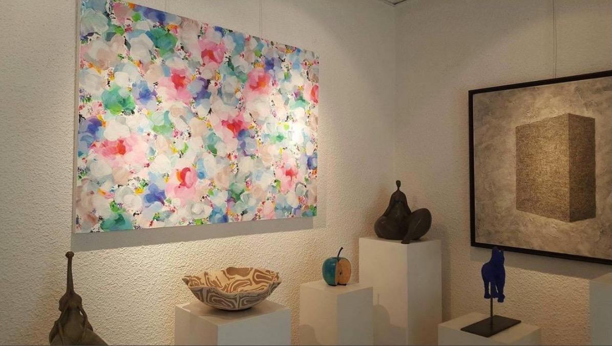 Exposition galerie Tournemine Alexandra De Grave