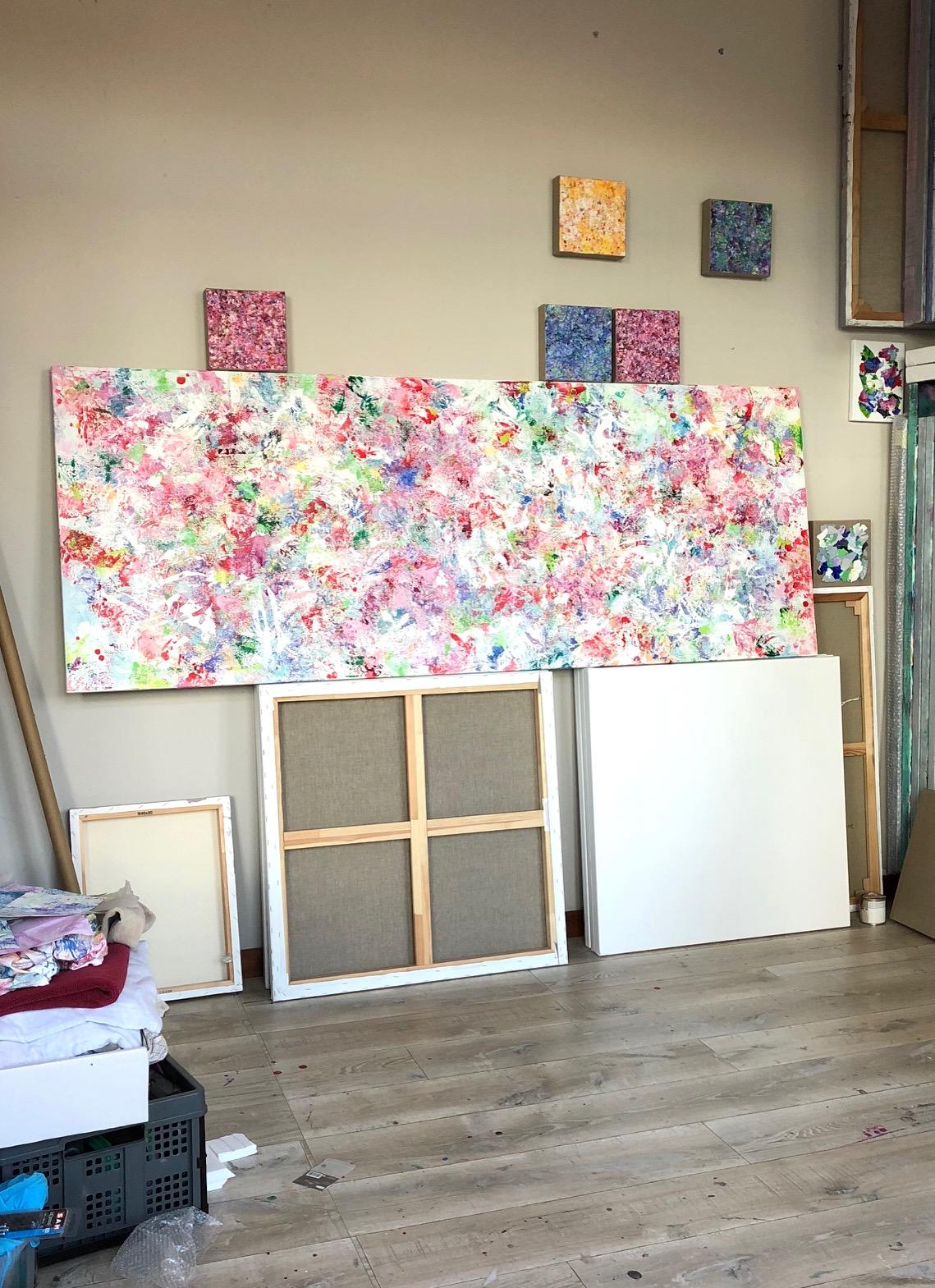 Atelier Alexandra De Grave artiste peintre