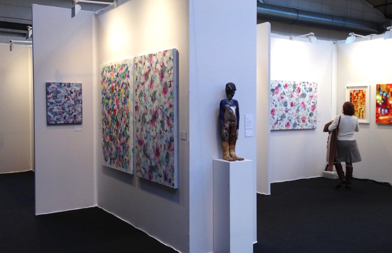 Alexandra De Grave Exposition Art Fair Strasbourg start