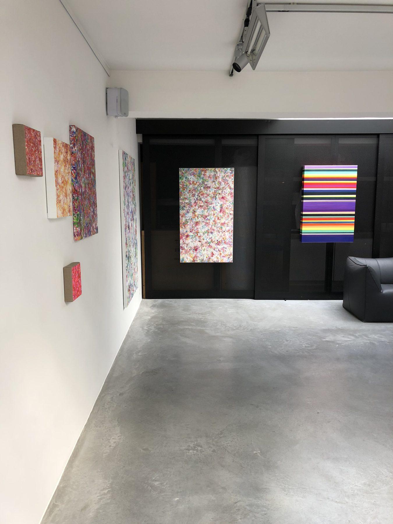Rasson Art Gallery Belgium April to July 2018