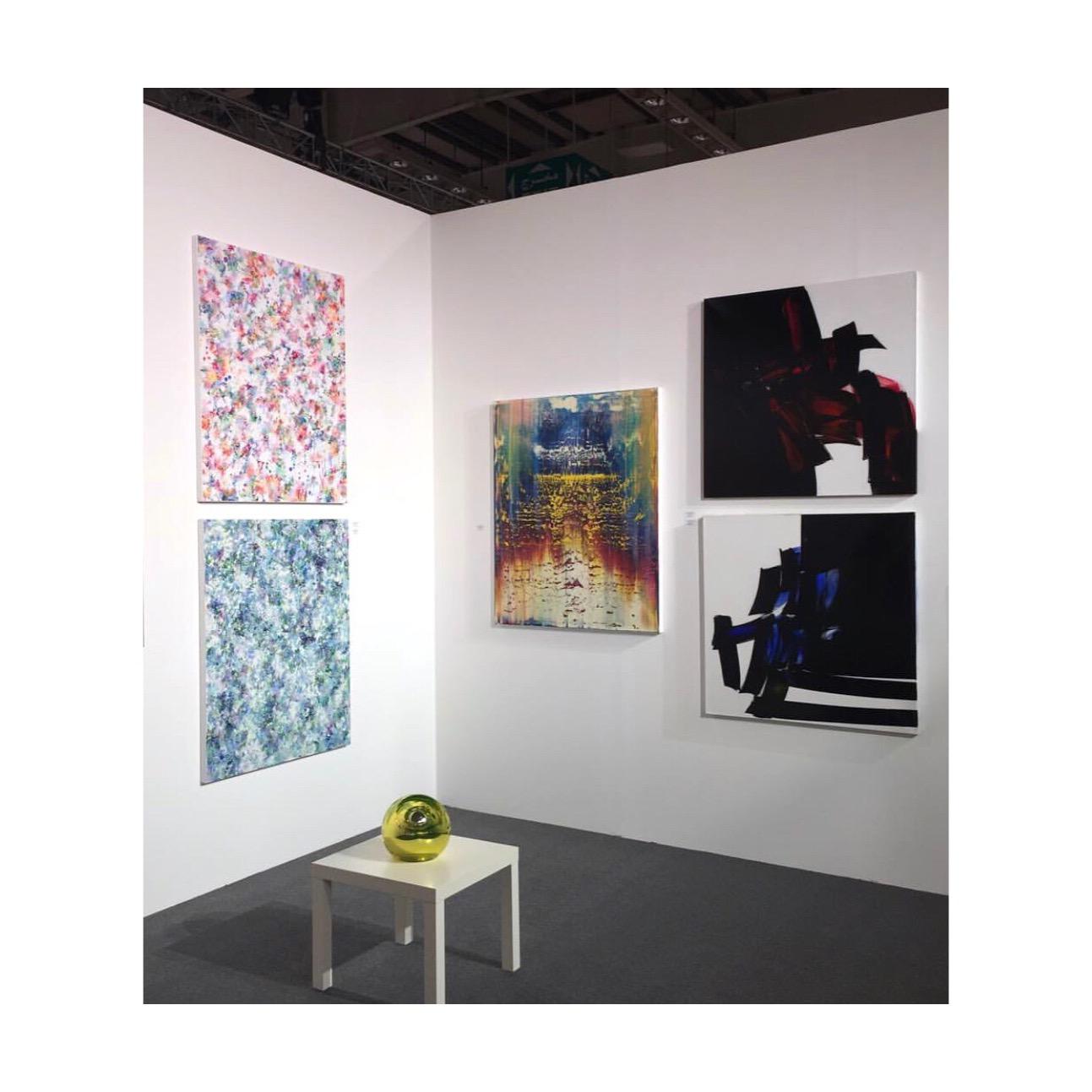 Alexandra De Grave artiste peintre painting artist exposition
