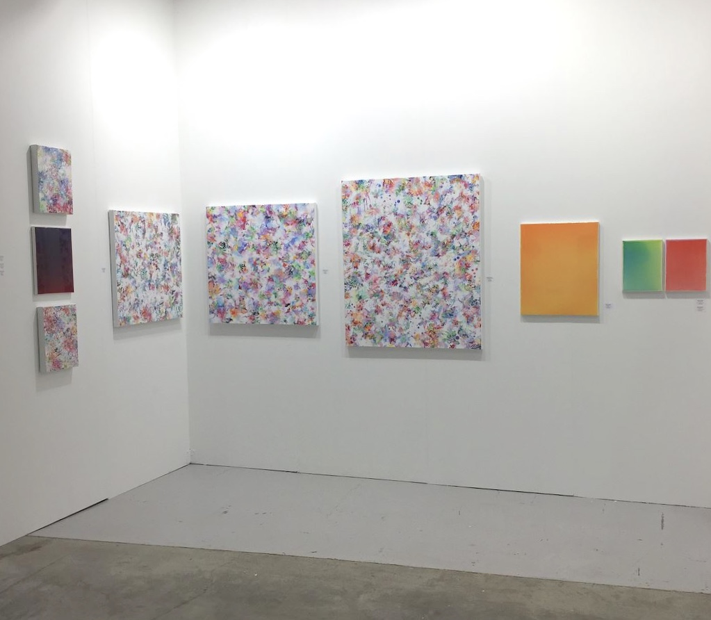 Alexandra De Grave Exposition Art Busan