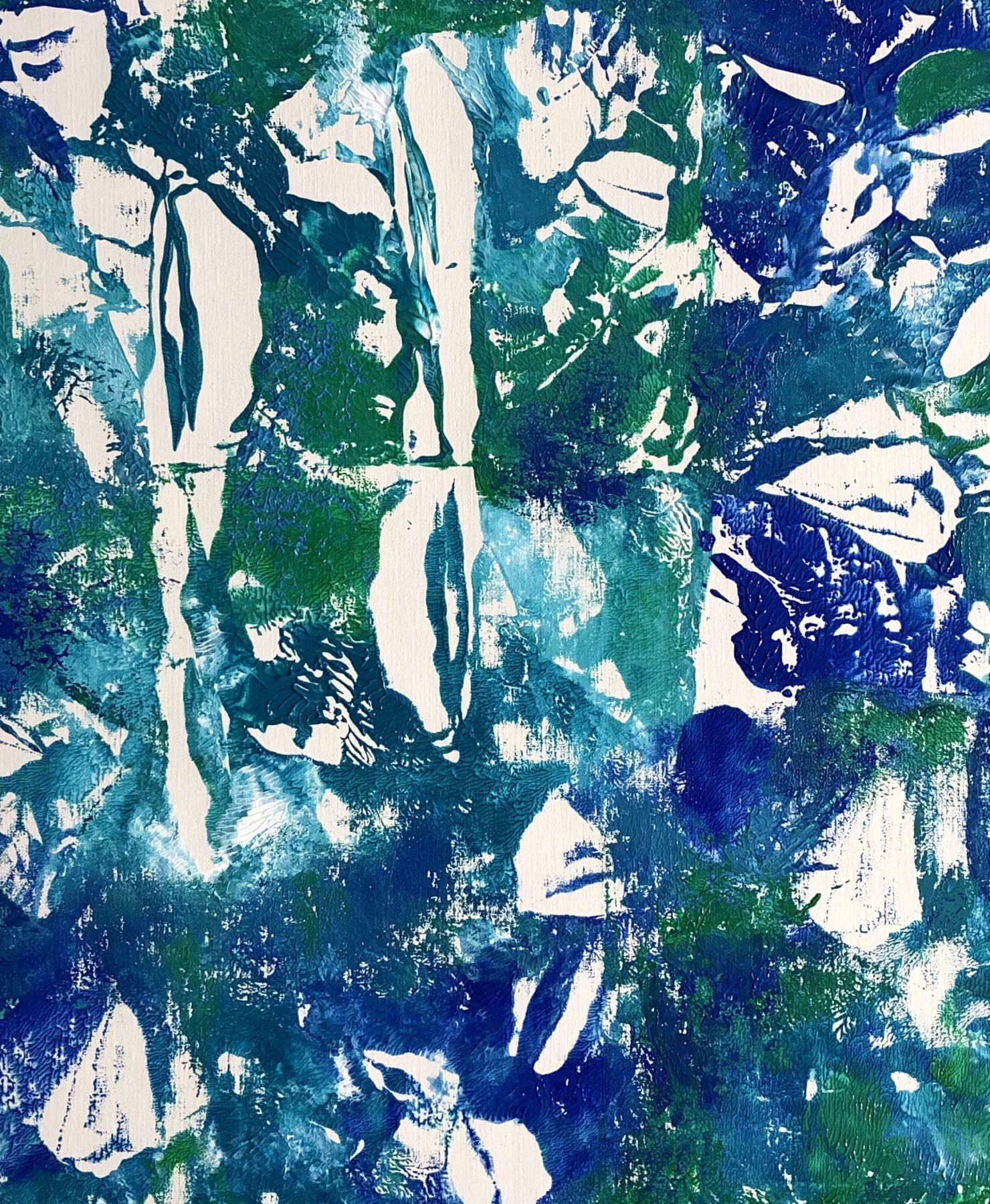 alexandra de grave painting peinture